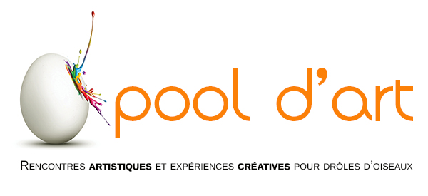 Pool d'art Logo