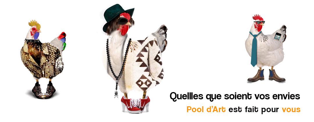pool d'art cours artistiques multi-arts pour tous à Rennes